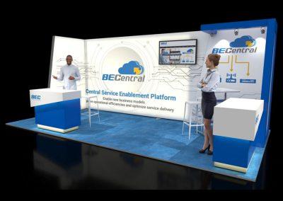 BEC Technologies 10×20