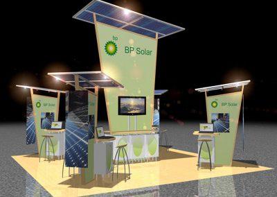 BP Solar 20×20