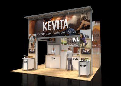 Kevita 20×20