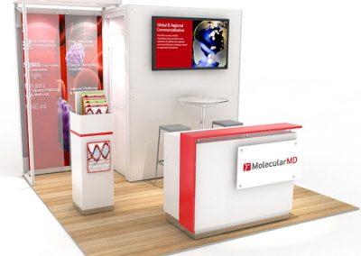 Molecular MD 10×10